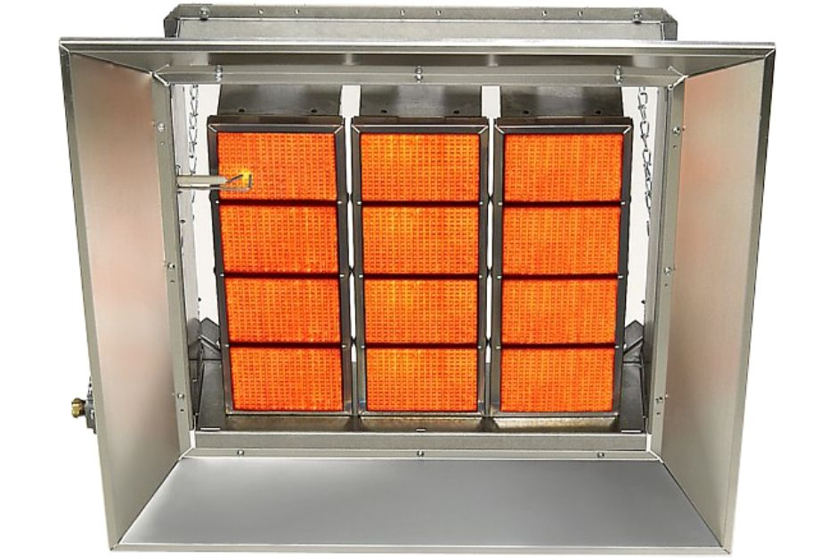 erp heater